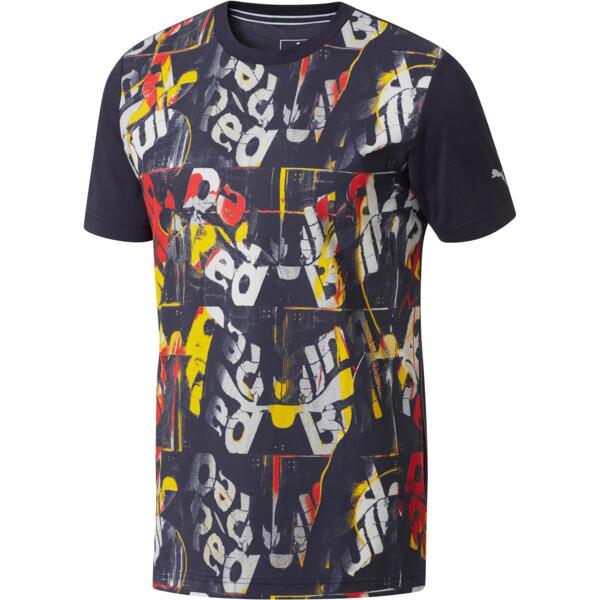 ShirtNight T Racing Vêtements Bull Men's Puma Sky Red Aop Fig fy6b7gY
