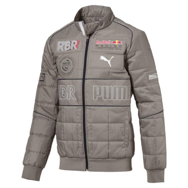 Red Bull Racing Speedcat Evo Zip-Up Men's Jacket, 06, large