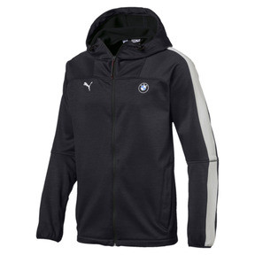 Thumbnail 1 of BMW M Motorsport Men's Life Softshell Jacket, Puma Black, medium