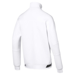 Thumbnail 2 of BMW MMS Life Zip-Up Men's Sweat Jacket, Puma White, medium
