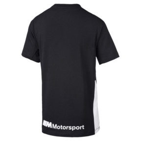 Thumbnail 3 of BMW M Motorsport Life Men's Tee, Anthracite, medium