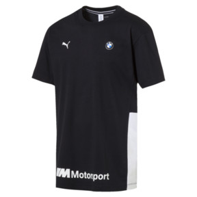 Thumbnail 1 of BMW M Motorsport Life Men's Tee, Anthracite, medium