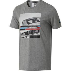 Thumbnail 1 of BMW Motrsport Graphic T-Shirt, Medium Gray Heather, medium