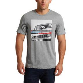Thumbnail 2 of BMW Motrsport Graphic T-Shirt, Medium Gray Heather, medium