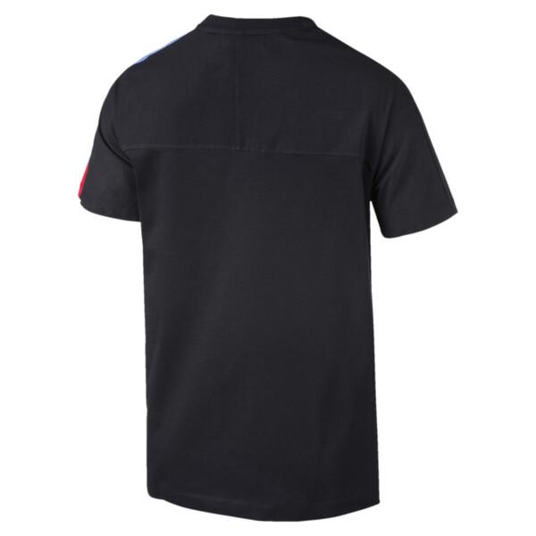 BMW M Motorsport Herren T7 T-Shirt, Anthracite, large