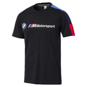 Thumbnail 1 of BMW M Motorsport Herren T7 T-Shirt, Anthracite, medium