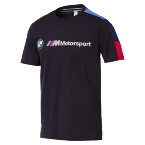 Thumbnail 1 of BMW M Motorsport Herren T7 T-Shirt, Team Blue, medium