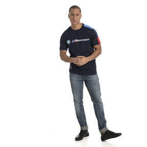 Thumbnail 5 of BMW M Motorsport Herren T7 T-Shirt, Team Blue, medium