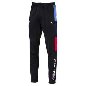 Thumbnail 1 of BMW M Motorsport Men's T7 Track Pants, Anthracite, medium