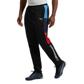 Thumbnail 2 of BMW M Motorsport Men's T7 Track Pants, Anthracite, medium