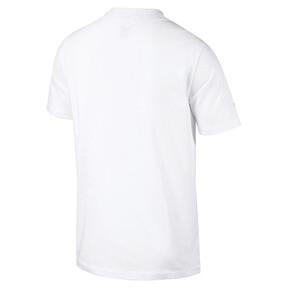 Thumbnail 4 of BMW M Motorsport Herren Logo T-Shirt, Puma White, medium