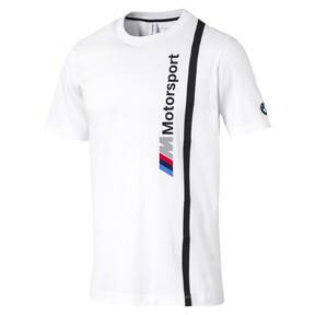 Thumbnail 1 of BMW M Motorsport Herren Logo T-Shirt, Puma White, medium