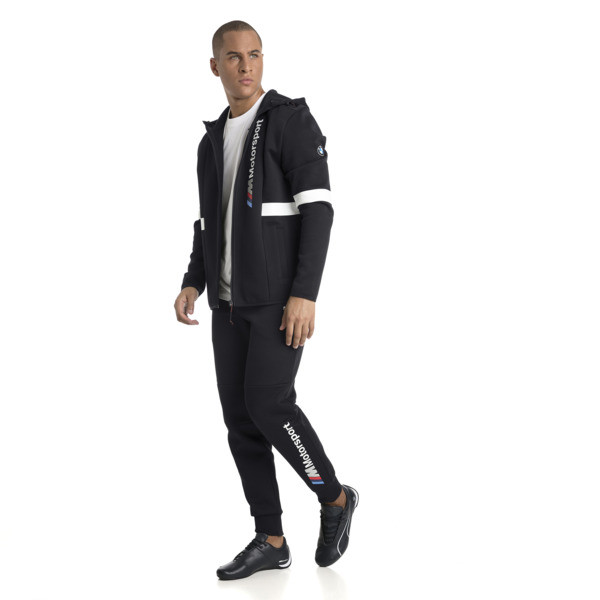 BMW Men's Sweatpants, Anthracite, large