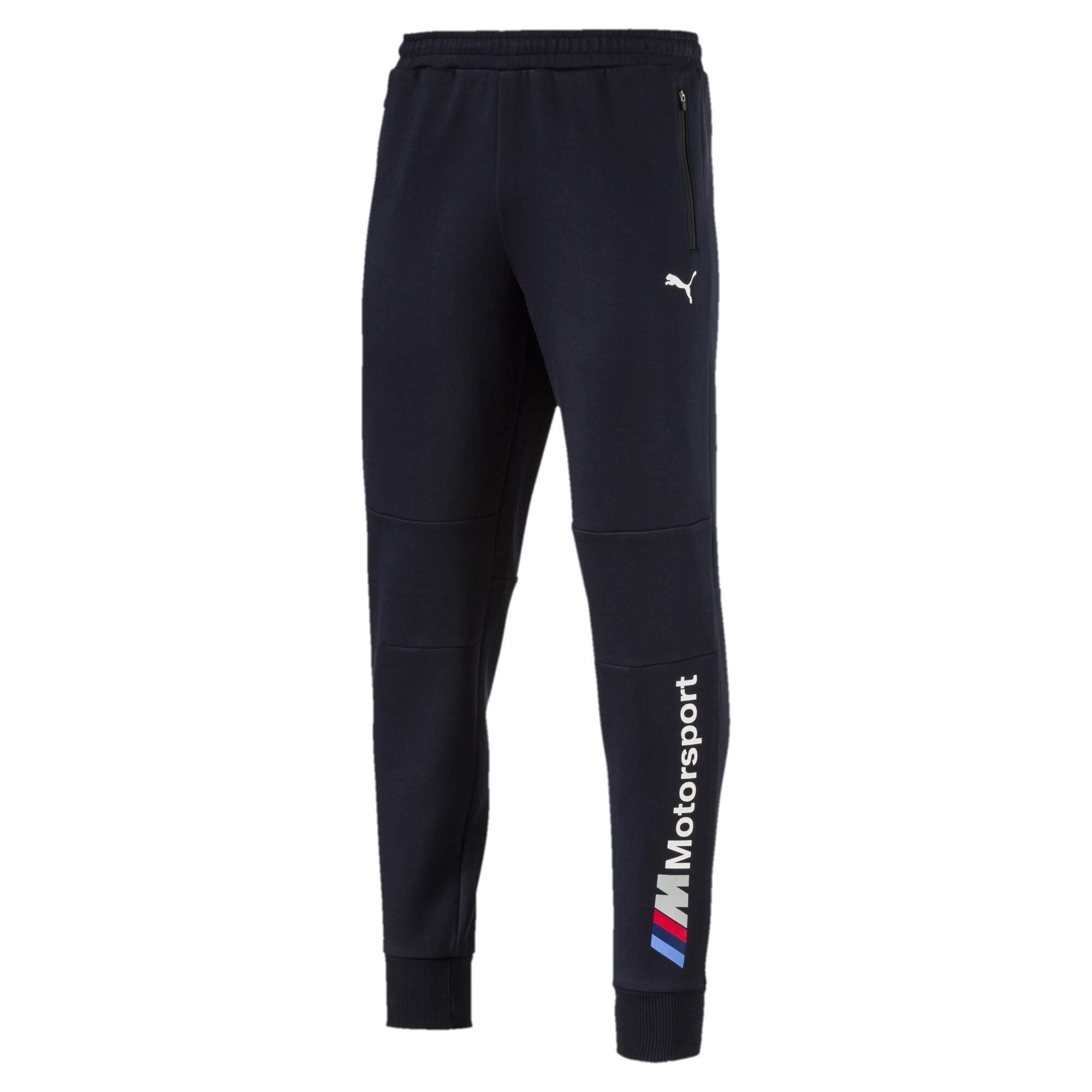 PUMA BMW Men's Sweatpants Men Knitted Pants Auto