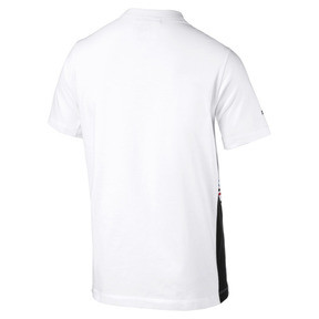 Thumbnail 3 of BMW M Motorsport Graphic Tee II, Puma White, medium