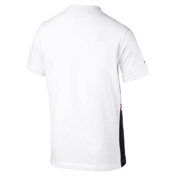 BMW MMS Graphic T-Shirt II, Puma White, large