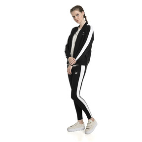 Thumbnail 5 of Classics T7 Women's Track Jacket, Cotton Black, medium