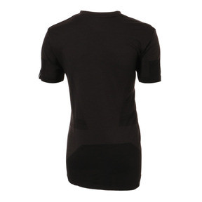 Thumbnail 3 of Scuderia Ferrari evoKNIT Men's Tee, Puma Black, medium