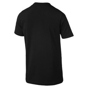 Thumbnail 4 of Ferrari Lifestyle Herren Big Shield T-Shirt, Puma Black, medium