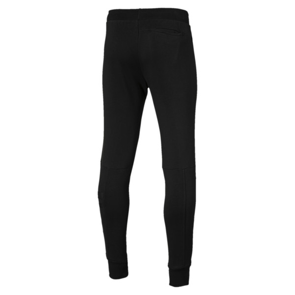 Scuderia Ferrari Men's Sweatpants, Puma Black, large