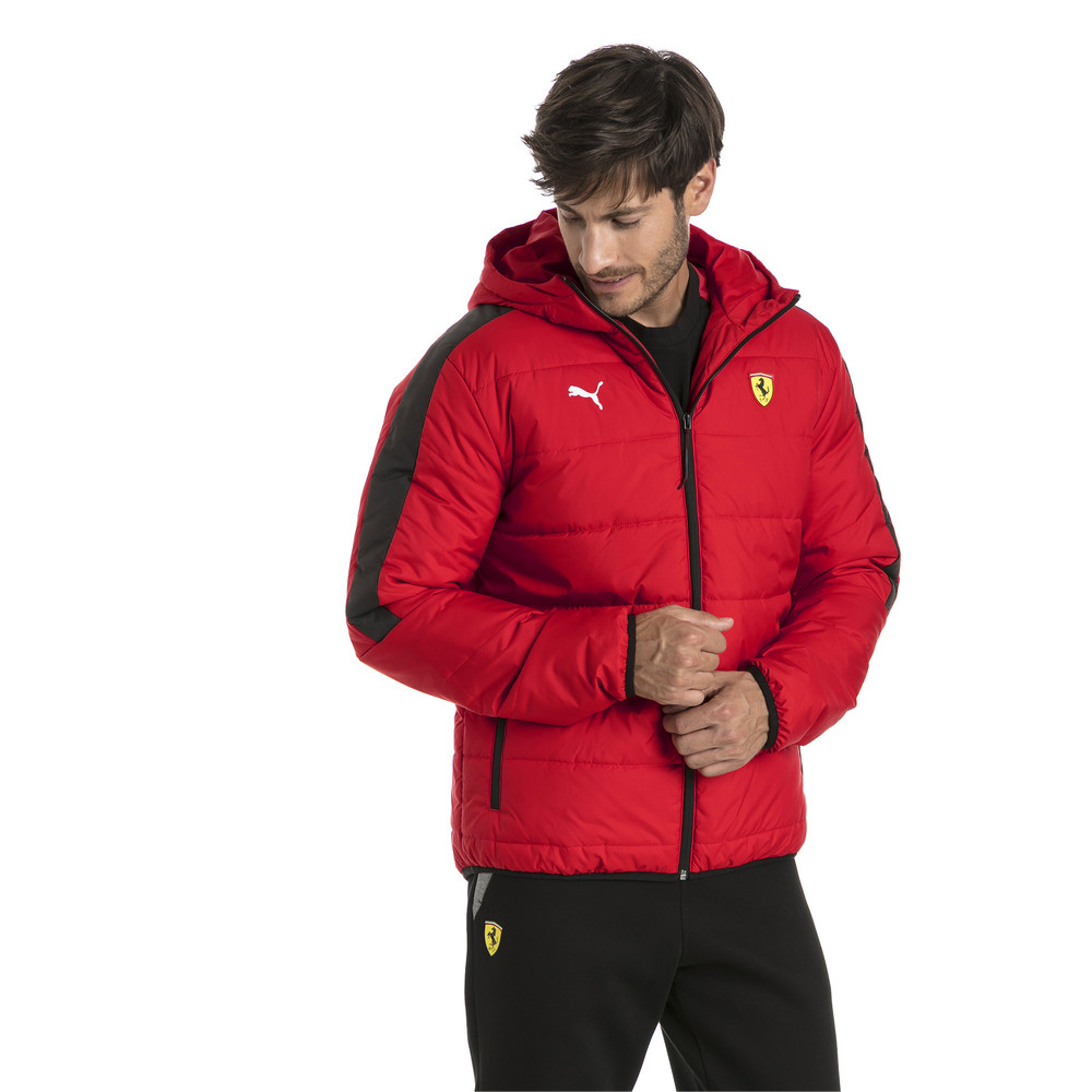 f2e4c5bc560 Изображение Puma Куртка SF T7 LW Padded Jacket  1