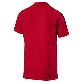 Thumbnail 4 of Ferrari Men's T7 T-Shirt, Rosso Corsa, medium