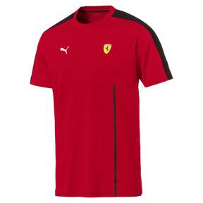 Thumbnail 1 of Ferrari Men's T7 T-Shirt, Rosso Corsa, medium