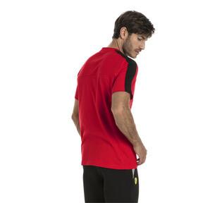 Thumbnail 3 of Ferrari Men's T7 T-Shirt, Rosso Corsa, medium