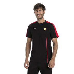 Thumbnail 2 of Ferrari Men's T7 T-Shirt, Puma Black, medium