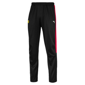 Thumbnail 1 of Ferrari Men's T7 Track Pants, Puma Black, medium