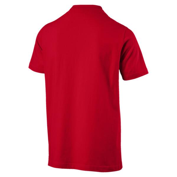 Puma - Ferrari Herren Big Shield T-Shirt - 9