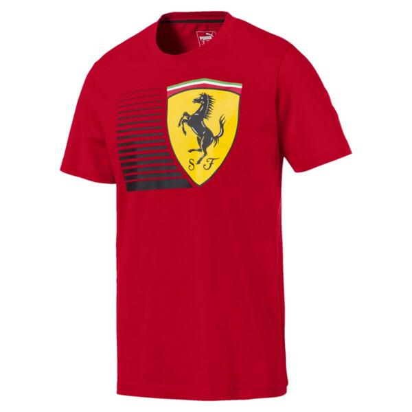 Puma - Ferrari Herren Big Shield T-Shirt - 6