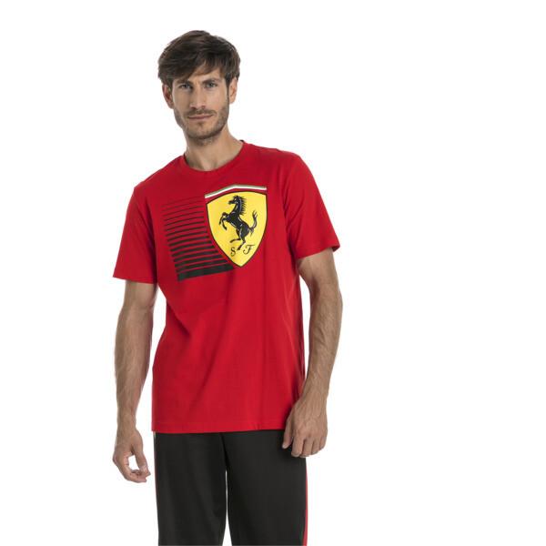 Puma - Ferrari Herren Big Shield T-Shirt - 7