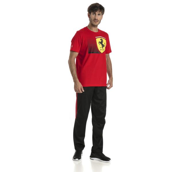 Puma - Ferrari Herren Big Shield T-Shirt - 10