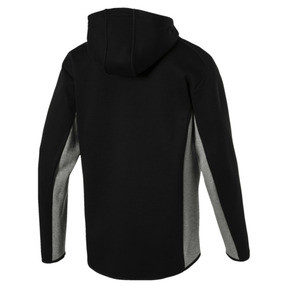 Thumbnail 4 of Ferrari Herren Kapuzen-Sweatjacke, Puma Black, medium