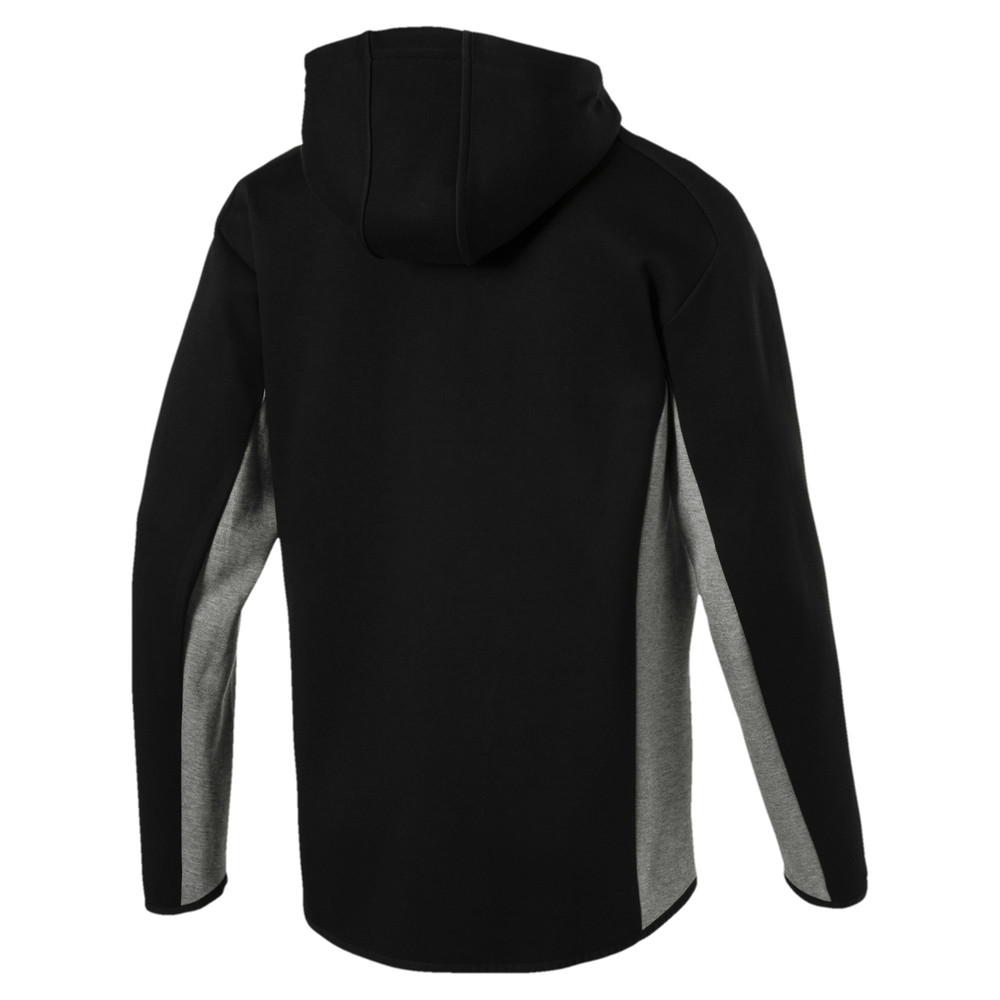 Изображение Puma Толстовка SF Hooded Sweat Jacket #2