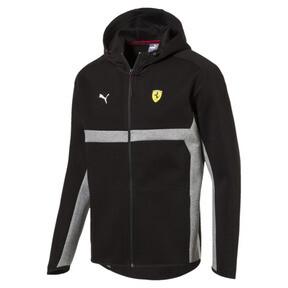 Blouson de sweat à capuche Ferrari pour homme