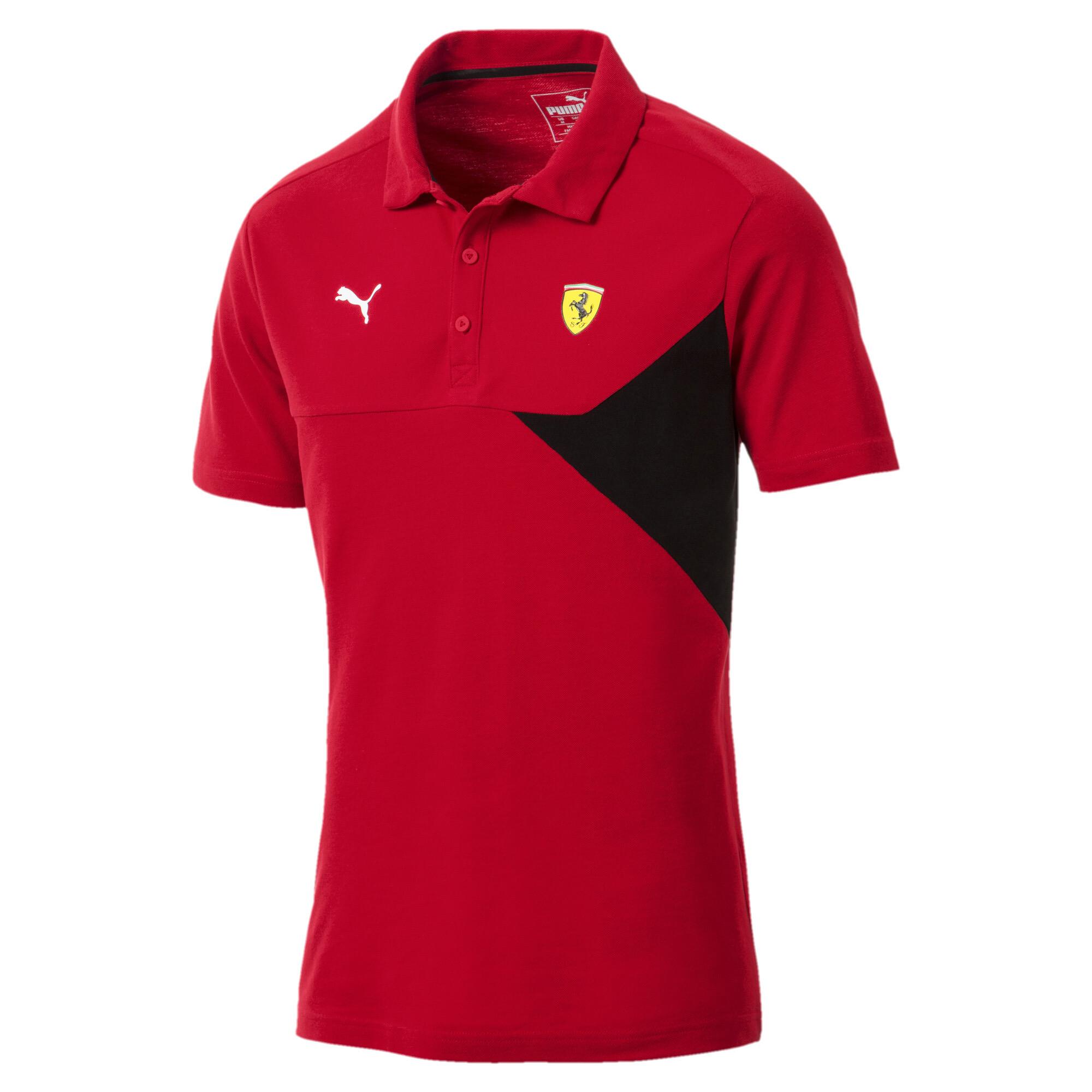 026769e07 Polera polo para hombre Ferrari