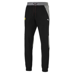 Thumbnail 1 van Ferrari joggingbroek voor heren, Puma Black, medium