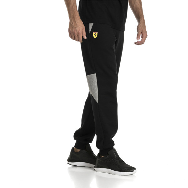 Ferrari joggingbroek voor heren, Puma Black, large