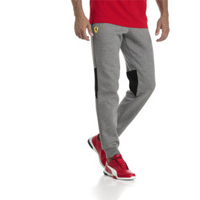 Thumbnail 2 of Pantalon de survêtement Ferrari pour homme, Medium Gray Heather, medium