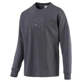 Thumbnail 1 of Classics Men's Downtown Sweater, Iron Gate, medium
