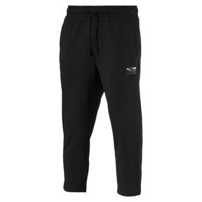 Thumbnail 1 of Downtown Cropped Men's Sweatpants, Puma Black, medium