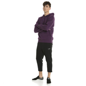 Thumbnail 5 of Downtown Cropped Men's Sweatpants, Puma Black, medium