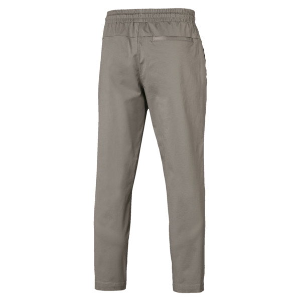 Downtown Twill Men's Pants, Elephant Skin, large