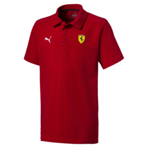 Thumbnail 1 of Scuderia Ferrari Kids Polo, 01, medium