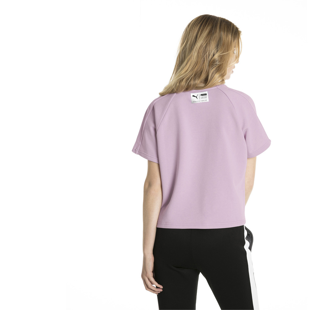 Image PUMA Downtown Structured Women's Tee #2
