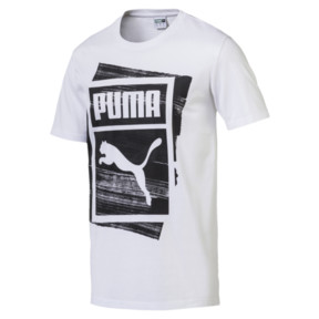 Thumbnail 1 of Graphic Brand Box T-Shirt, Puma White, medium