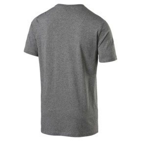 Thumbnail 2 of Graphic Brand Box T-Shirt, Medium Gray Heather, medium