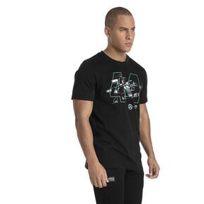 Thumbnail 2 of T-Shirt MERCEDES AMG PETRONAS Lewis Hamilton pour homme, Puma Black, medium